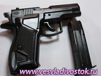 Пистолет - «Хеклер и Кох» LSP