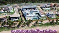 Новая гостиница «Sheraton» в Северо-Восточной Бразилии