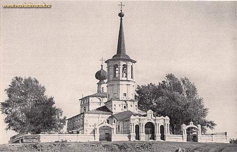 Троицкая церковь в Озерце: восстановление продолжается