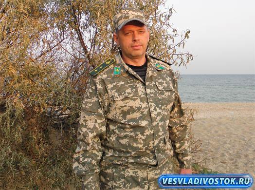 Начальник Бердянского природоохранного научно-исследовательского отделения Приазовского Национального парка Александр Хлесткин: