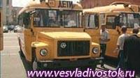 Сельские школьники пересядут на новые автобусы