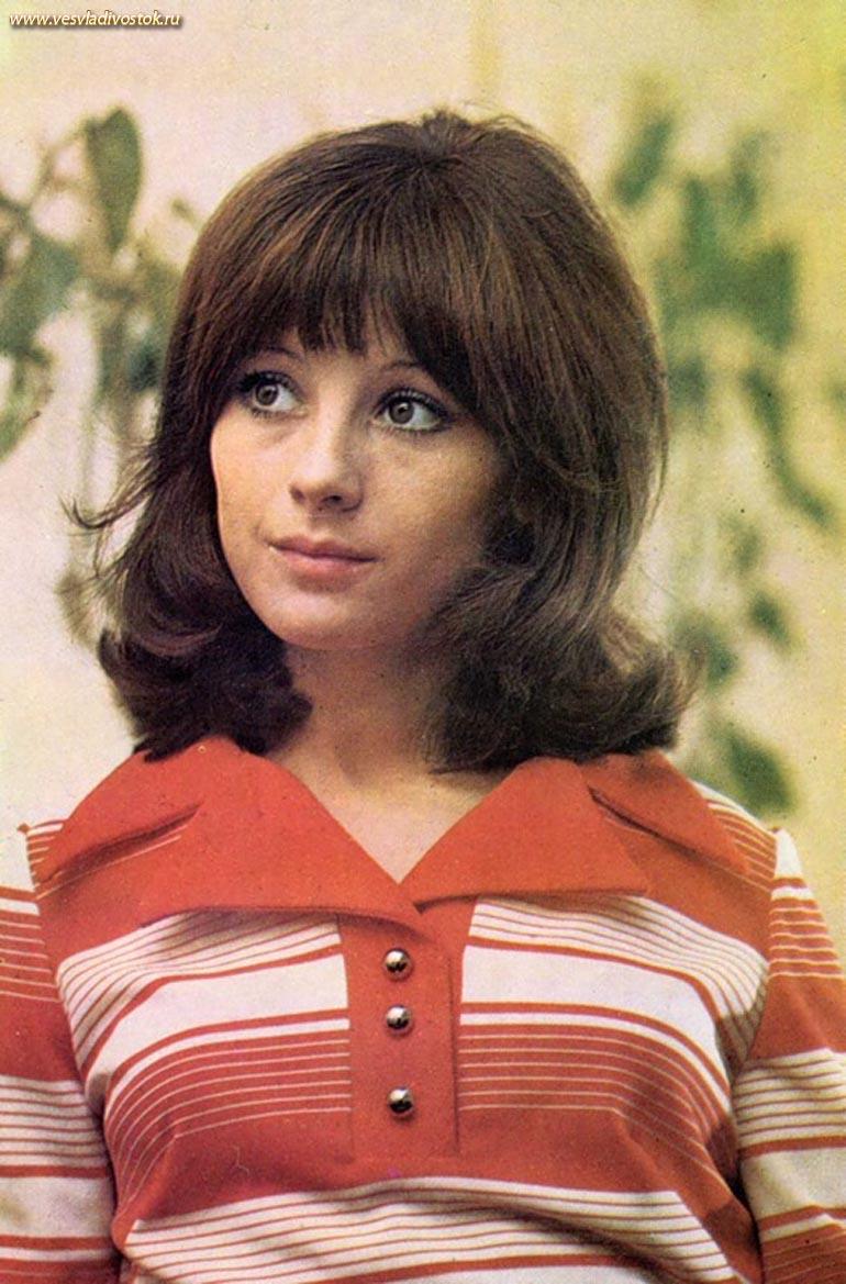 20 самых красивых советских актрис - Наталья Варлей.