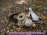 Под Ржевом найден советский истребитель