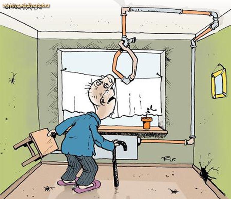 Рада предлагает ввести пеню за несвоевременную оплату «коммуналки»