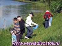 На Волге в Кстовском районе произошел розлив нефтепродуктов.