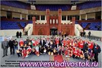 В преддверии юбилея города Кстово проводятся встречи первостроителей.