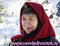 Таежная отшельница Агафья Лыкова отказалась от госпитализации