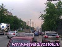 В Москву пришла пыль из... Сахары