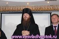 Епископ Нижегородский и Арзамасский Георгий принял участие в праздновании Дня защитника Отечества